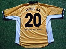 Borussia Dortmund Trikot L 00/01 Nike Shirt Jersey ( 20 Hässler )  s.Oliver