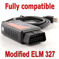 compatible Fiat Alfa Lancia diagnostic ELM 327 OBD2 interface fits Multiecuscan