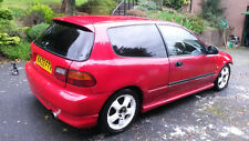 Honda Breaking Civic EG VTI B16 B18 K20 H22 VTEC Engine Integra SiR Esi Lsi Dc2