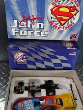 Action 1999 John Force Superman Signed Mustang NHRA 1:24 Scale Diecast Funny Car