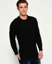 Superdry Acrylic Crew Neck Jumpers & Cardigans for Men