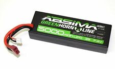 Absima 4140009 LiPo Stick Pack 7.4V-45C 5000 Hardcase (T-Plug)