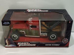 Fast and Furious Hobbs and Shaw Custom Peterbilt 1:24 Jada 32089