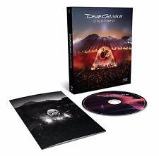 "David Gilmour ""live at pompeii"" Blu Ray NEU 2017"