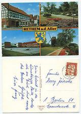 26915 - Rethem a.d. Aller - Ansichtskarte, gelaufen 24.11.1975