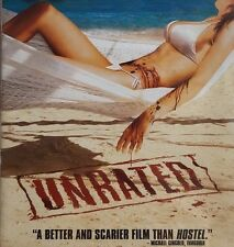 TURISTAS ~ DVD UNRATED HORROR Exotic vacation girls DRUGGED AND ROBBED survival