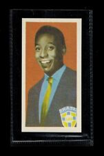 1971 Barratt early vintage PELE card nrmt-mt condition