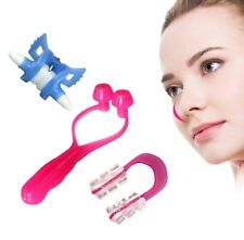 3XNose Up Clip Bridge Lifting Shaping Shaper Clipper Straightening Beauty Set US