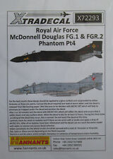 Xtradecal 1/72 X72293 RAF Phantom FG.1/FGR.2  Pt 4  decal set