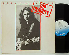 Rory Gallagher         Top Priority          OIS         Blues Rock      NM # S