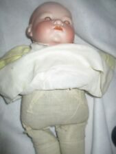 """17"""" Armand Marseille 341 Bisque Dream Baby,Good Fingers, Cry Box Body,NO-RESERVE"""