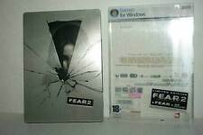 FEAR 2 F.E.A.R. 2 LIMITED EDITION USATO OTTIMO PC DVD VER ITALIANA GD1 53171