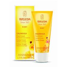 Weleda Crème pour le Visage au Calendula Bio pour Peau Sensible - 50 ml