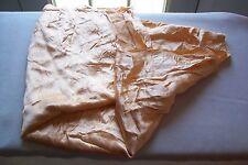Vtg Edwardian Rayon Crepe Sewing Fabric Antique Doll Dress Gown Robe