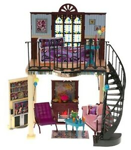 My Scene - Madison's Masquerade Madness Party Pad  Playset Doll House New In Box