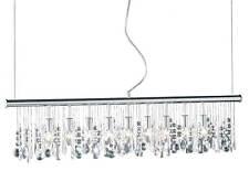 Wofi Action Pendelleuchte Crystal Chrom leuchte Lampe 725809010000