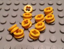 NEW / LEGO / 10 Yellow 1/2 Bush / Technic Pieces / Bushing / 4239601 / 32123