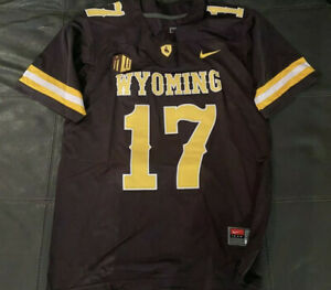 Josh Allen Wyoming Jersey Size Large With Name On Back