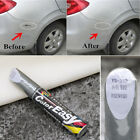 Car Clear Scratch Remover Touch Up Pens Auto Silver Paint Repair Pen Brush DIY