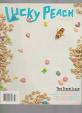 LUCKY PEACH MAGAZINE ISSUE 7 SPRING 2013