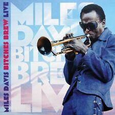 CD Miles Davis- bitches brew live
