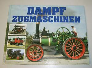 Dampfzugmaschinen D.Lockett / M. Arlett  == super Bildband/2002
