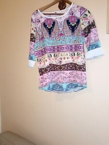 Floryday Women's Size L Top Brand New rrp$49