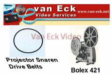 Bolex 421 (16mm projector) - belt (motor)New belt, replacing your broken or st