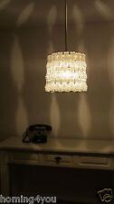 Kaiser Leuchten 49301/011 Decken Lampe Plafoniere '50er/'60er Jahre mid-century