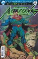 Action Comics #991 3D Lenticular Variant Superman OZ Effect Rebirth DC NM