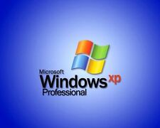 Microsoft Windows XP Professional SP3 32-Bit INSTALL/REPAIR/ Digital* CD!