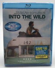 Into the Wild (Blu-ray Disc, 2008) Sealed! Brand New