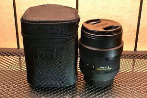 SIGMA 10mm F2.8 EX DC Fisheye HSM For Nikon F Mount