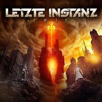 LETZTE INSTANZ Ewig LTD.CD Digipack + Bonustracks 2012