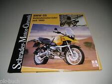 Bildband BMW GS Gelände Motorräder R80 G/S R80 ST R100 GS R 65 GS seit 1980