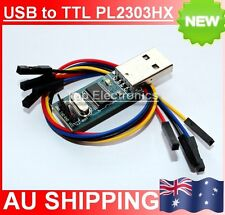 USB to TTL UART RS232 Serial Converter Module PL2303HX+AU Local Shipping