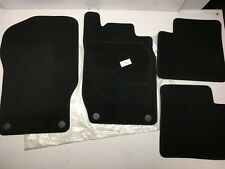 BRAND NEW MERCEDES ML W164 2005- PREMIUL BLACK CARPET FLOOR MATS