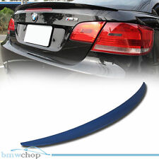Stock In LA! Painted BMW E93 Convertible Performance P Type Trunk Spoiler 354 ●