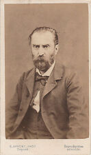 Photo cdv : E.Appert ; Eugène Razoua ,Commune de Paris , vers 1871