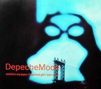 Depeche Mode World in my eyes (Oil Tank Mix, 1990) [Maxi-CD]