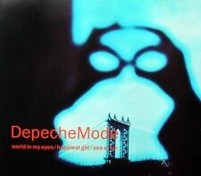 Depeche Mode World in my eyes (Oil Tank Mix, 1990) [Maxi-CD]