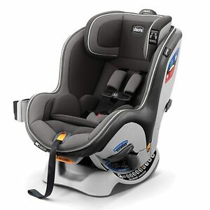 New Chicco NextFit Zip Convertible Car Seat in Nebulous Creased Box!