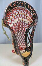 Rare Vtg. Warrior Og Blade Lacrosse Head Splash Color Pattern. Free Shipping !