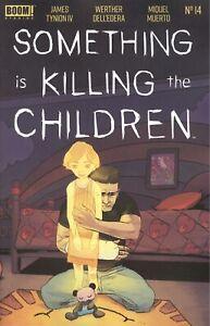 SOMETHING IS KILLING CHILDREN #14 COVER A MAIN VF/NM 2021 BOOM! STUDIOS HOHC