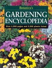 Botanica's Gardening Encyclopedia : Over 1000 Pages and 2000 Plants Paperback