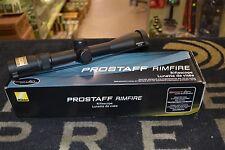 """Nikon Prostaff Rimfire II 3-9x40mm Matte BDC150 1"""" Tube NIB # 16329"""