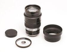Leica Ernst Leitz Wetzlar Thambar 2,2/9 cm #311081 mit Zubehör