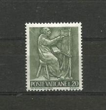 Vatican 1966 Works 20  Lira MNH Vaticano