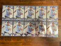 2014 Panini Prizm World Cup Sergio Aguero Soccer Card #13 Argentina Lot of 10