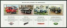 GREAT BRITAIN - 2013 'BRITISH AUTO LEGENDS' Miniature Sheet MNH SG3518 [B3818]
